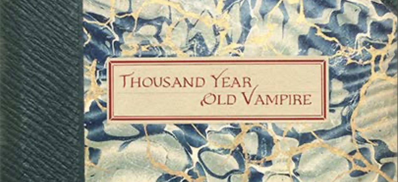 image from Thousand Year Old Vampire - Introduction